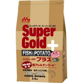 スーパーゴールド フィッシュ&ポテトプラス 2.4kg