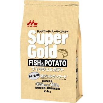 スーパーゴールド フィッシュ&ポテト 2.4kg