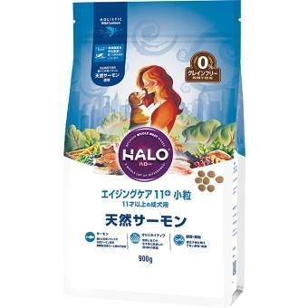 ハロー 犬 エイジングケア 11+ 小粒 900g/1.8kg