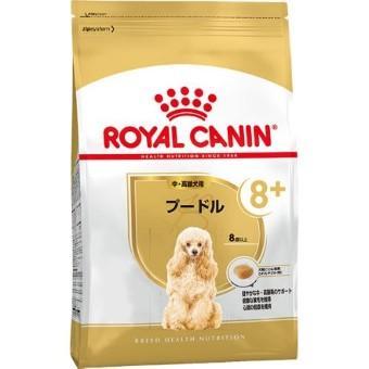 ロイヤルカナン ブリード ヘルス ニュートリション プードル 中・高齢犬用 8歳以上 1.5kg
