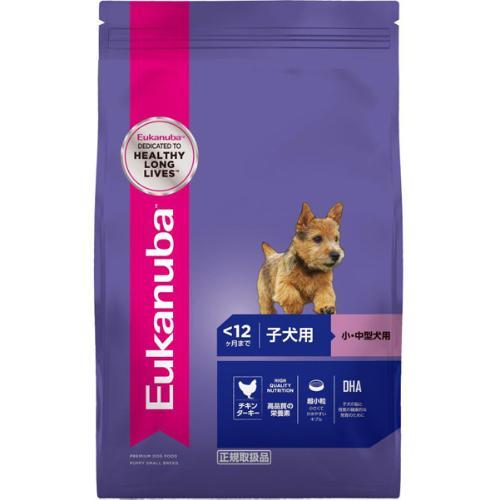 ユーカヌバ 子犬用 小・中型犬用 ~12ヶ月まで