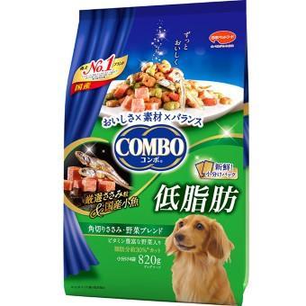 コンボ ドッグ 低脂肪 角切りささみ・野菜ブレンド