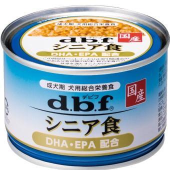 デビフ缶 シニア食 150g×24缶