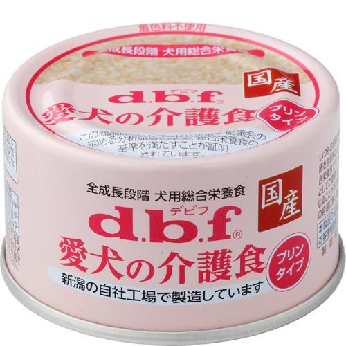 デビフ缶 愛犬の介護食 プリンタイプ 85g×24缶