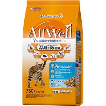 All Well 肥満が気になる猫用 750g/1.5kg