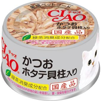 チャオ 缶 (75g/85g)×24コ
