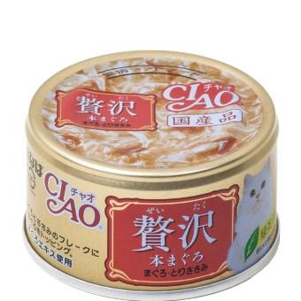 チャオ 贅沢 80g×24缶