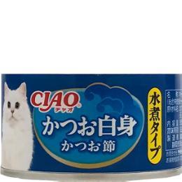 チャオ ホワイティ 水煮タイプ 85g×24缶