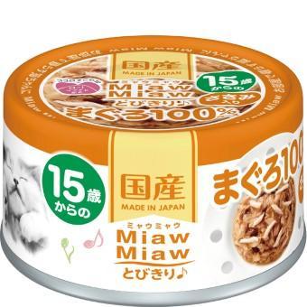 MiawMiawとびきりまぐろ 60g×24缶