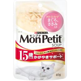 モンプチ スープ/ピュアスープパウチ 40g×12コ