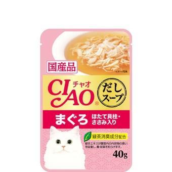 チャオ だしスープパウチ 40g×16コ
