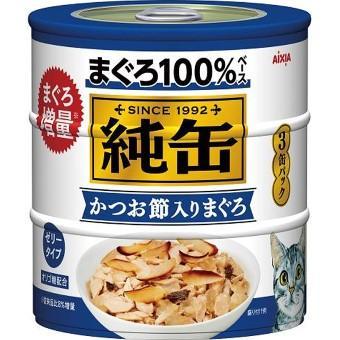 純缶3P (125g×3缶パック)×18コ