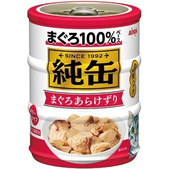 純缶ミニ3P (65g×3缶パック)×24コ