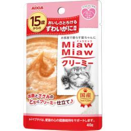 MiawMiawクリーミー 40g×12コ