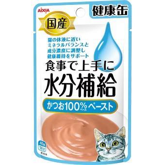 国産 健康缶パウチ 水分補給 40g×12コ
