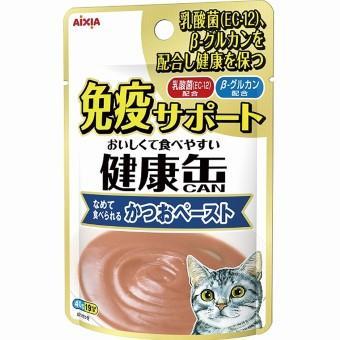 健康缶パウチ免疫サポート 40g×12コ