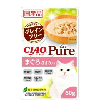 チャオ Pure パウチ 60g×16コ