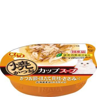 焼かつおカップスープ 60g×6コ