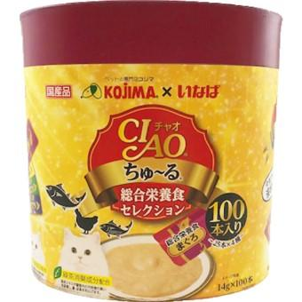 チャオ ちゅ~る 猫用 100本