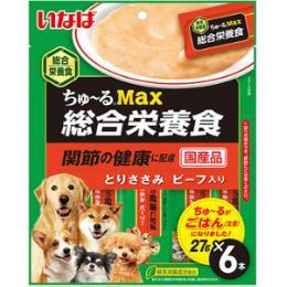 ちゅ~るMax 総合栄養食 6本