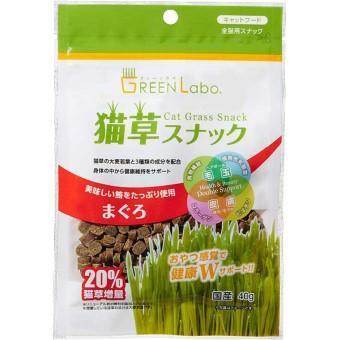 グリーンラボ 猫草スナック 40g