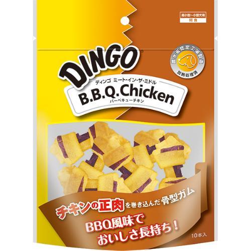 ミート・イン・ザ・ミドル BBQチキン ミニ10本入り