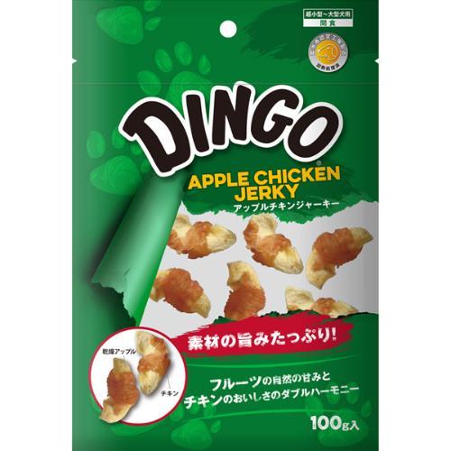 DINGO アップルチキンジャーキー