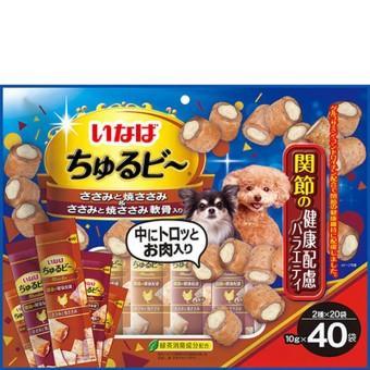いなば ちゅるビ~ 犬用 40袋