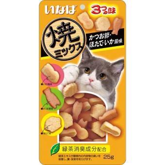 焼ミックス3つの味 25g