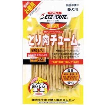 とり肉/ミルクチューム S 棒型 27本