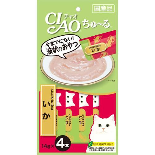 チャオ ちゅ~る4P