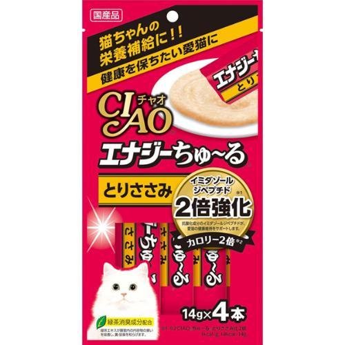 チャオ エナジーちゅ~る4P