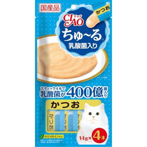 チャオ ちゅ~る 乳酸菌入り4P