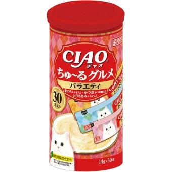 チャオ ちゅ~るグルメ 30本