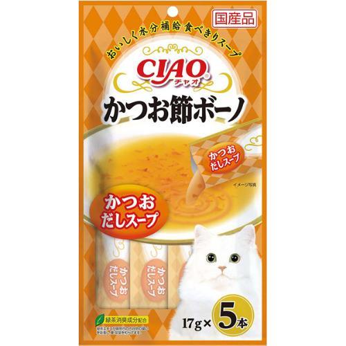 チャオ かつお節ボーノ かつおだしスープ