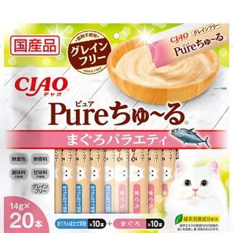 チャオ Pureちゅ~る 猫用 20本