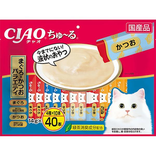 チャオ ちゅ~る40P