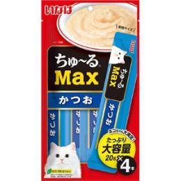 ちゅ~るMAX 猫用 4本