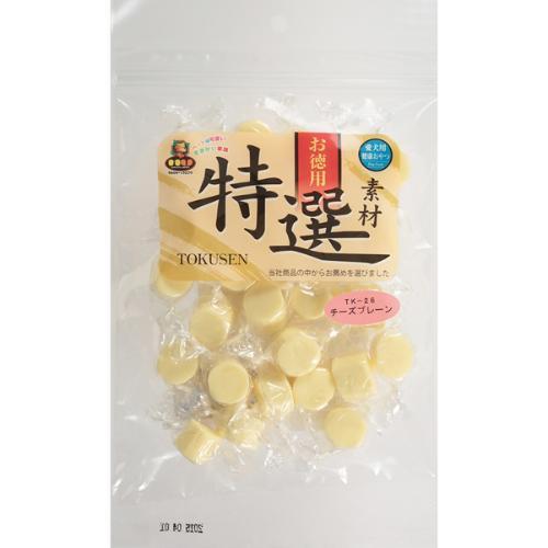 特選素材 チーズ プレーン 130g