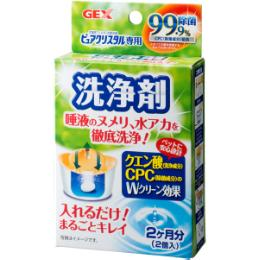 ピュアクリスタル 洗浄剤