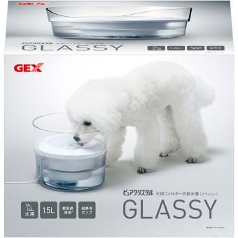 ピュアクリスタル グラッシー 犬用
