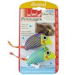 Petstage デンタル・チューマウス 2個セット