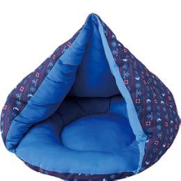 接触冷感リバーシブルフードベッド