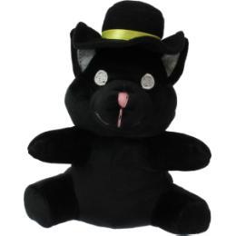 ハロウィントーイ 黒ネコ