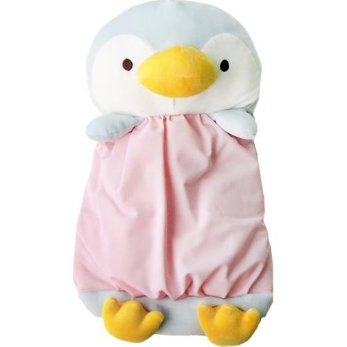 ひんやりハグme氷まくら ペンギン