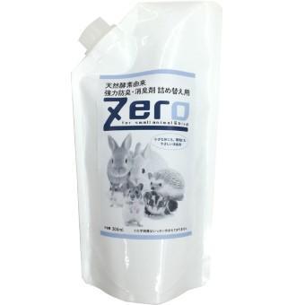 Zero 天然酵素由来強力防臭・消臭剤 詰替え用