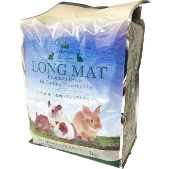 大地の恵み ロングマット 1番刈りチモシー 1kg