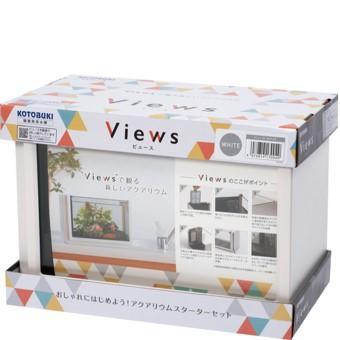 Views ビュース ホワイト/レッド