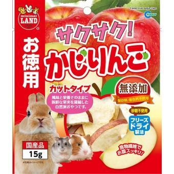 サクサク!かじりんご お徳用 15g