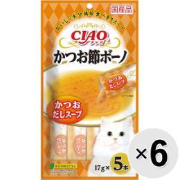 チャオ かつお節ボーノ 5本×6コ